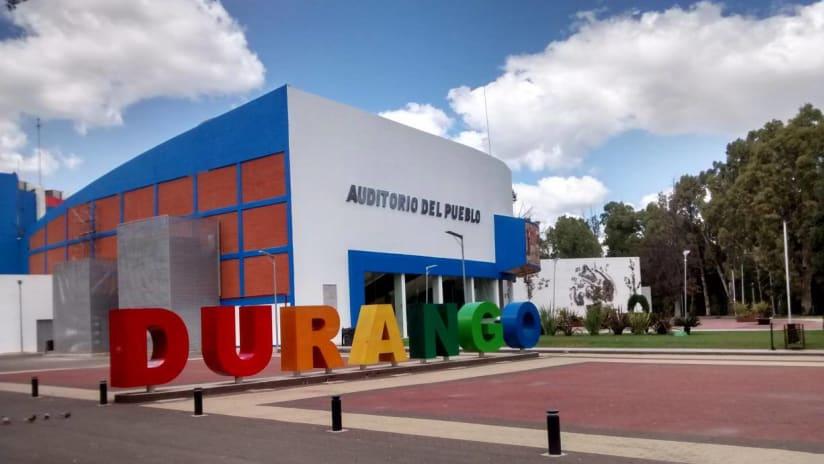 The Auditorio Del Pueblo is one of two venues in Durango