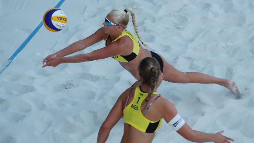 Raisa Schoon & Katja Stam (NED)