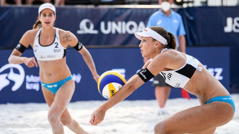 Joana Heidrich and Anouk Verge-Depre