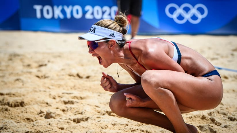 Alix's Olympic gold euphoria