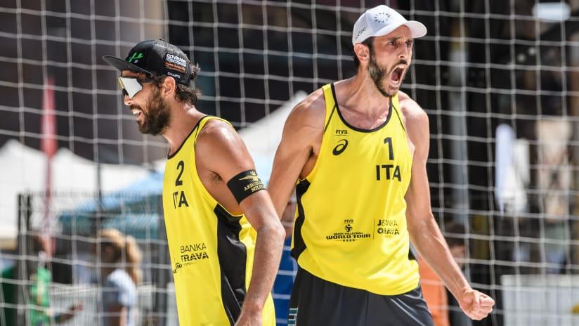 Daniele Lupo & Paolo Nicolai (ITA)