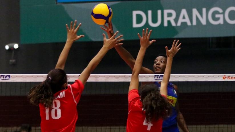 Ituma is Italian's leading scorer in the tournament