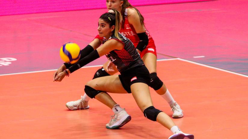 Gocmen led Turkey's offense with 12 points