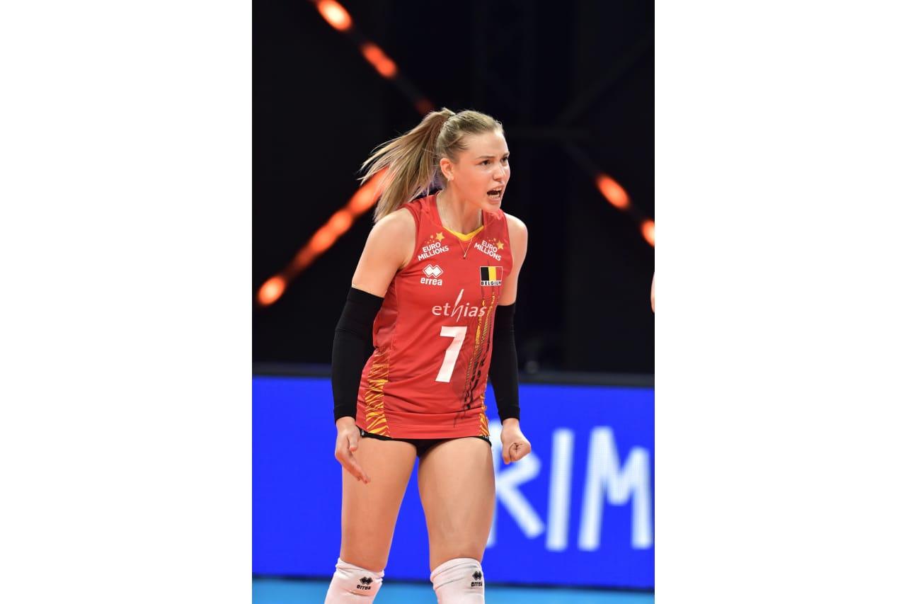 Celine Van Gestel (BEL)