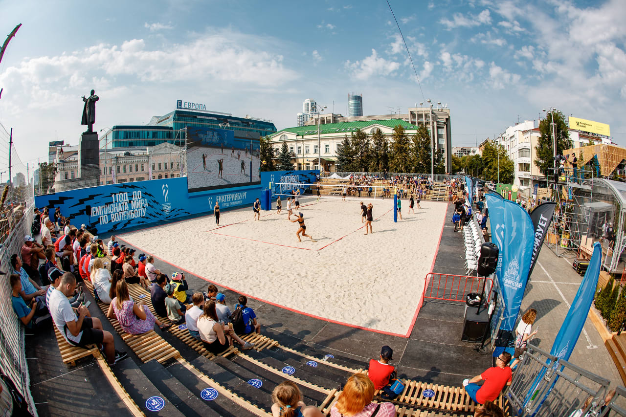 1 Year To Go Volleyball Festival