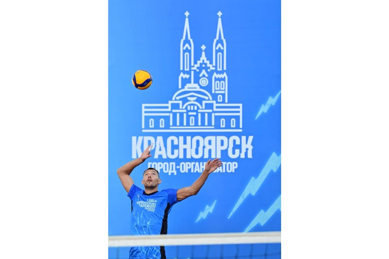 1 year to go in Krasnoyarsk