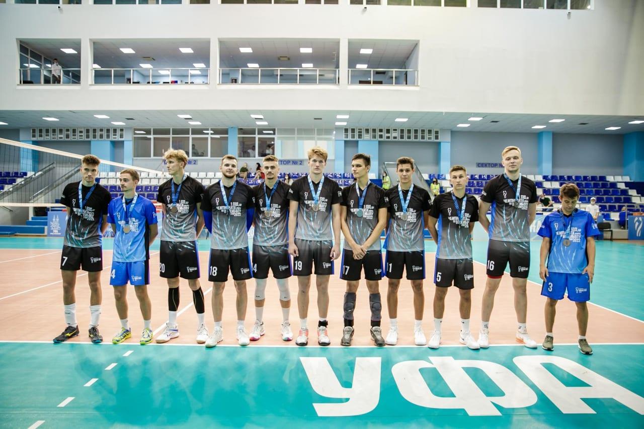 Medal winners in Ufa