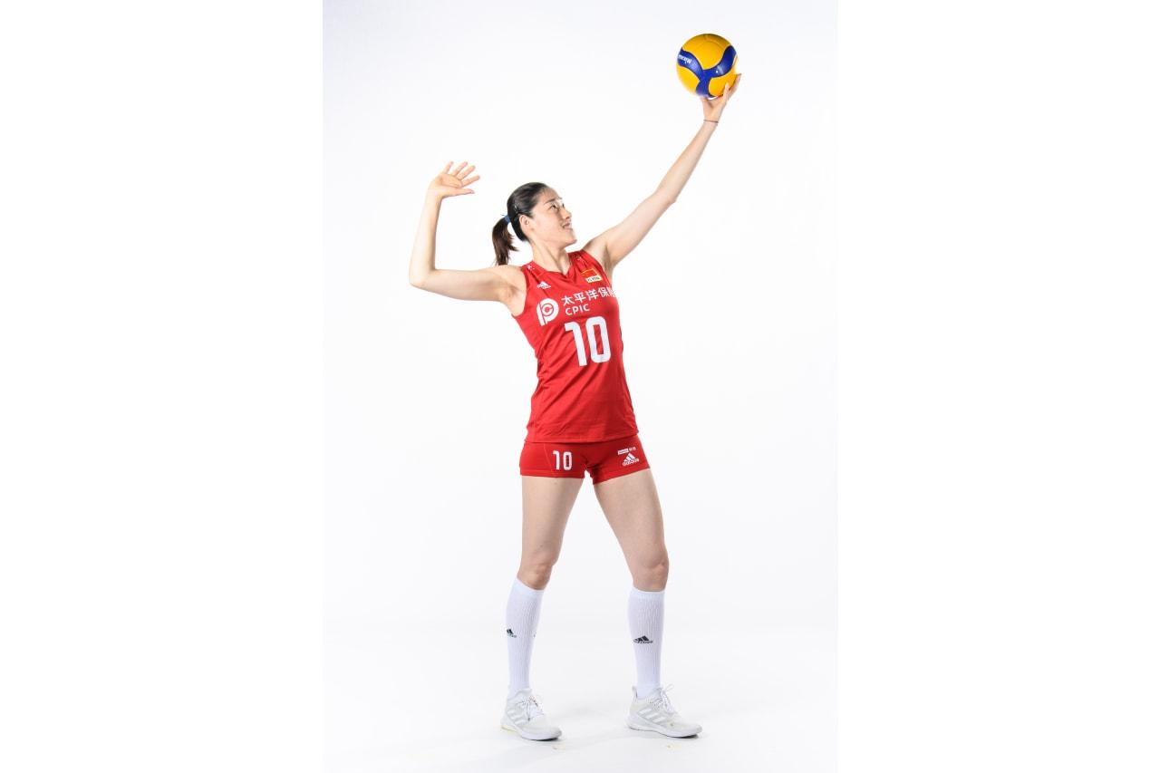CHN - 10 - Liu Xiaotong