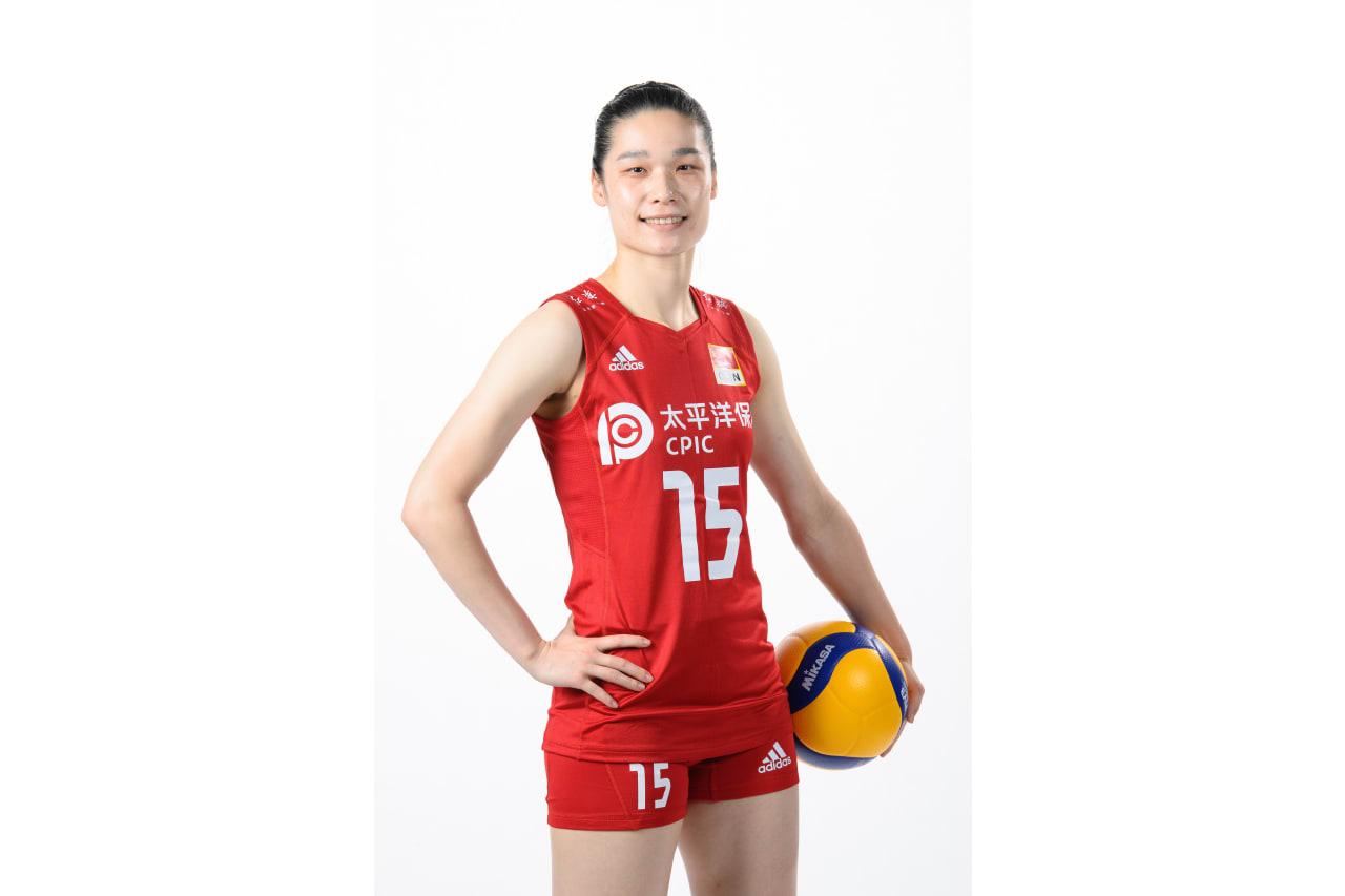 CHN - 15 - Lin Li