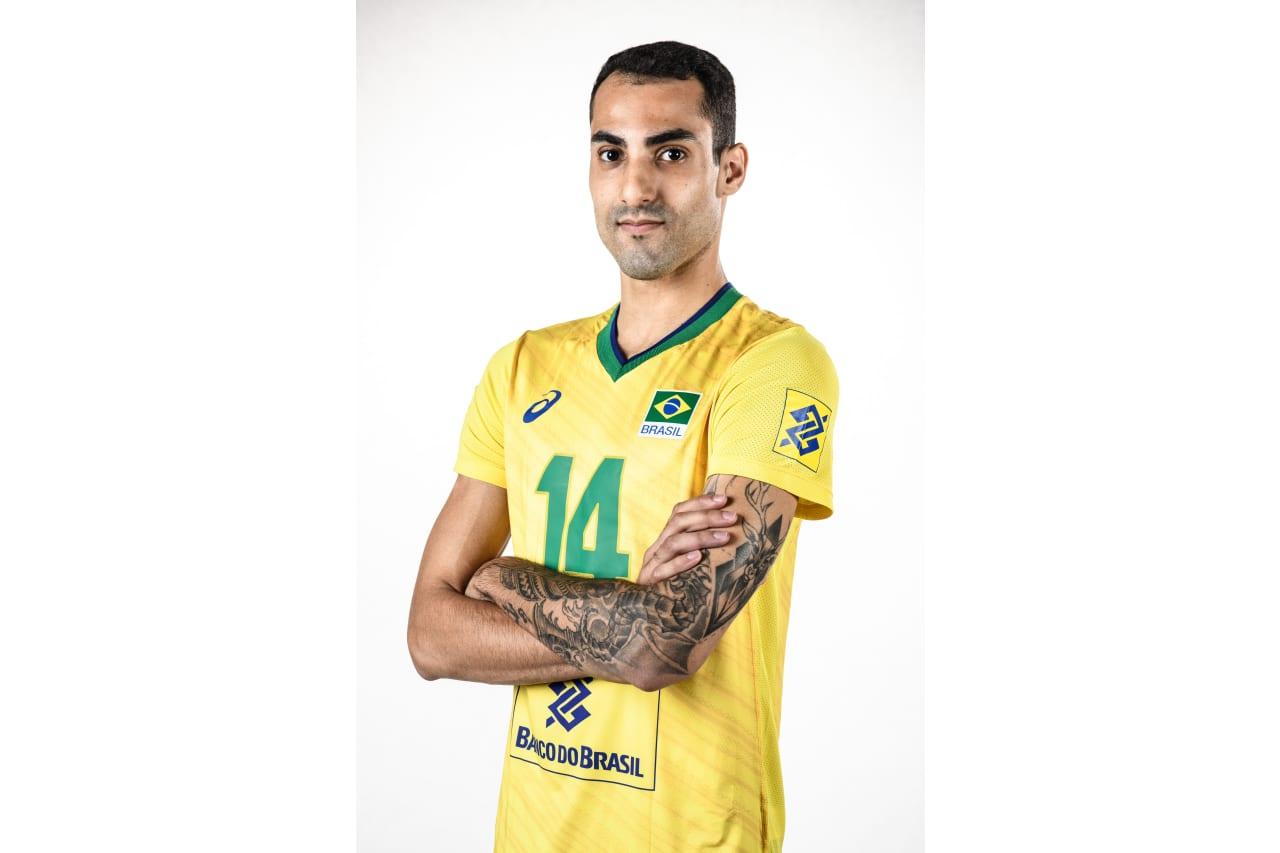 BRA - 14 - Douglas Correia De Souza