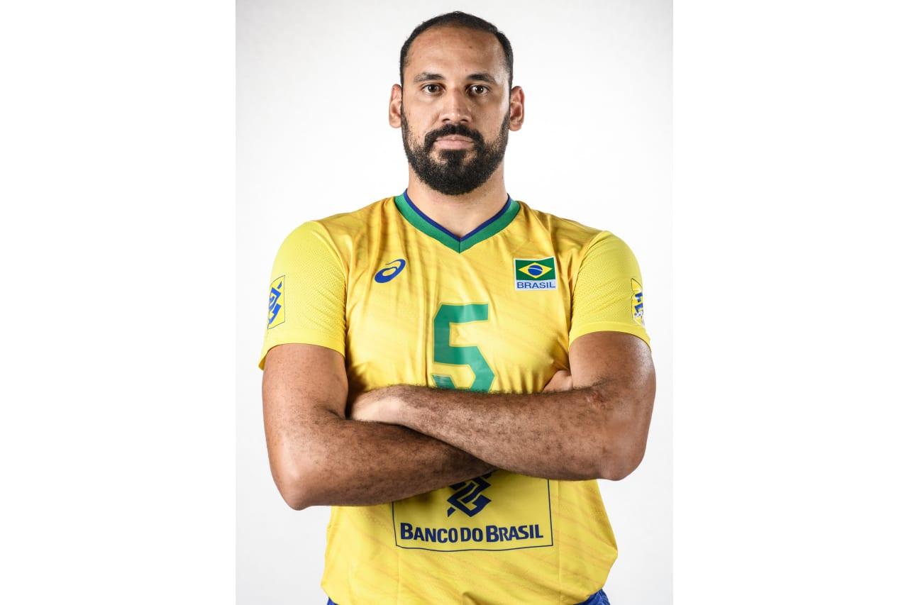 BRA - 5 - Mauricio Borges Almeida Silva