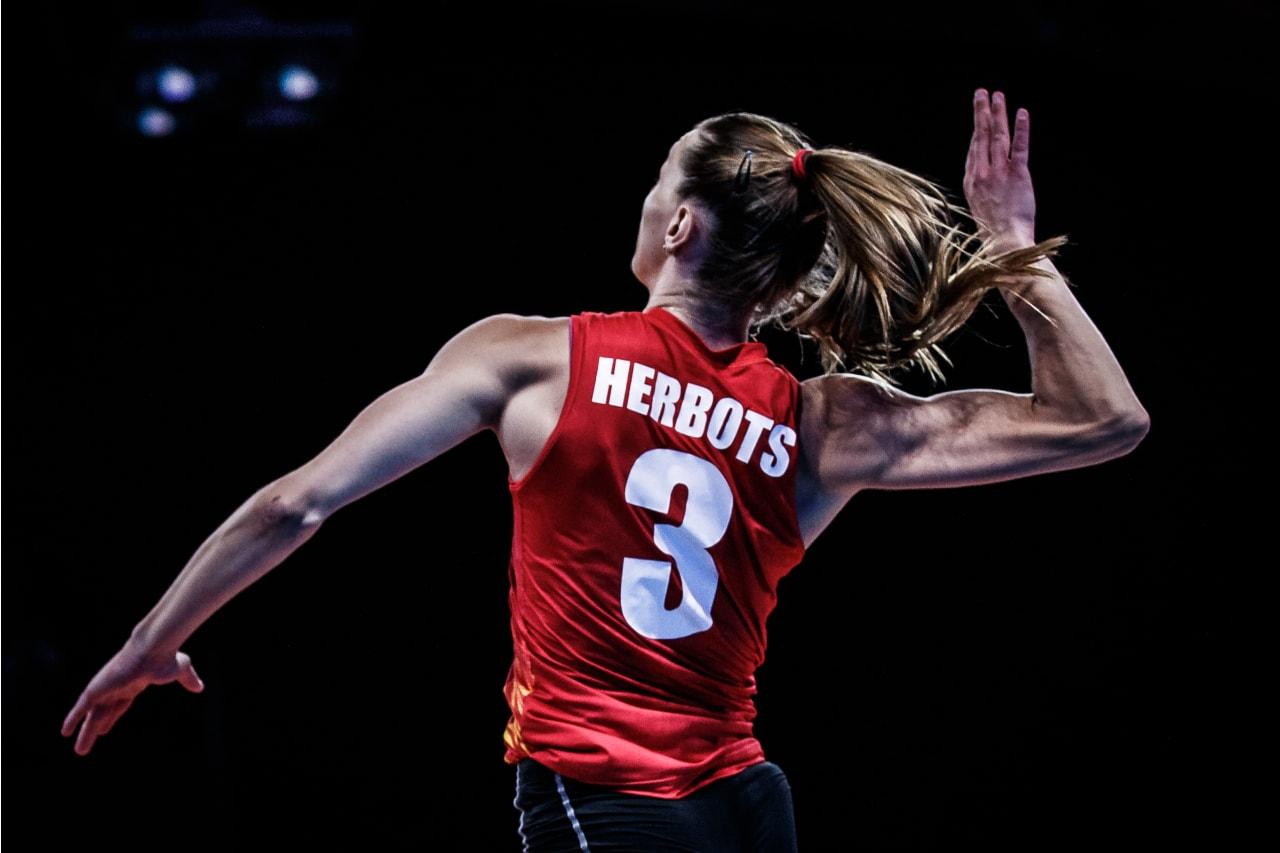 Britt Herbots (BEL)