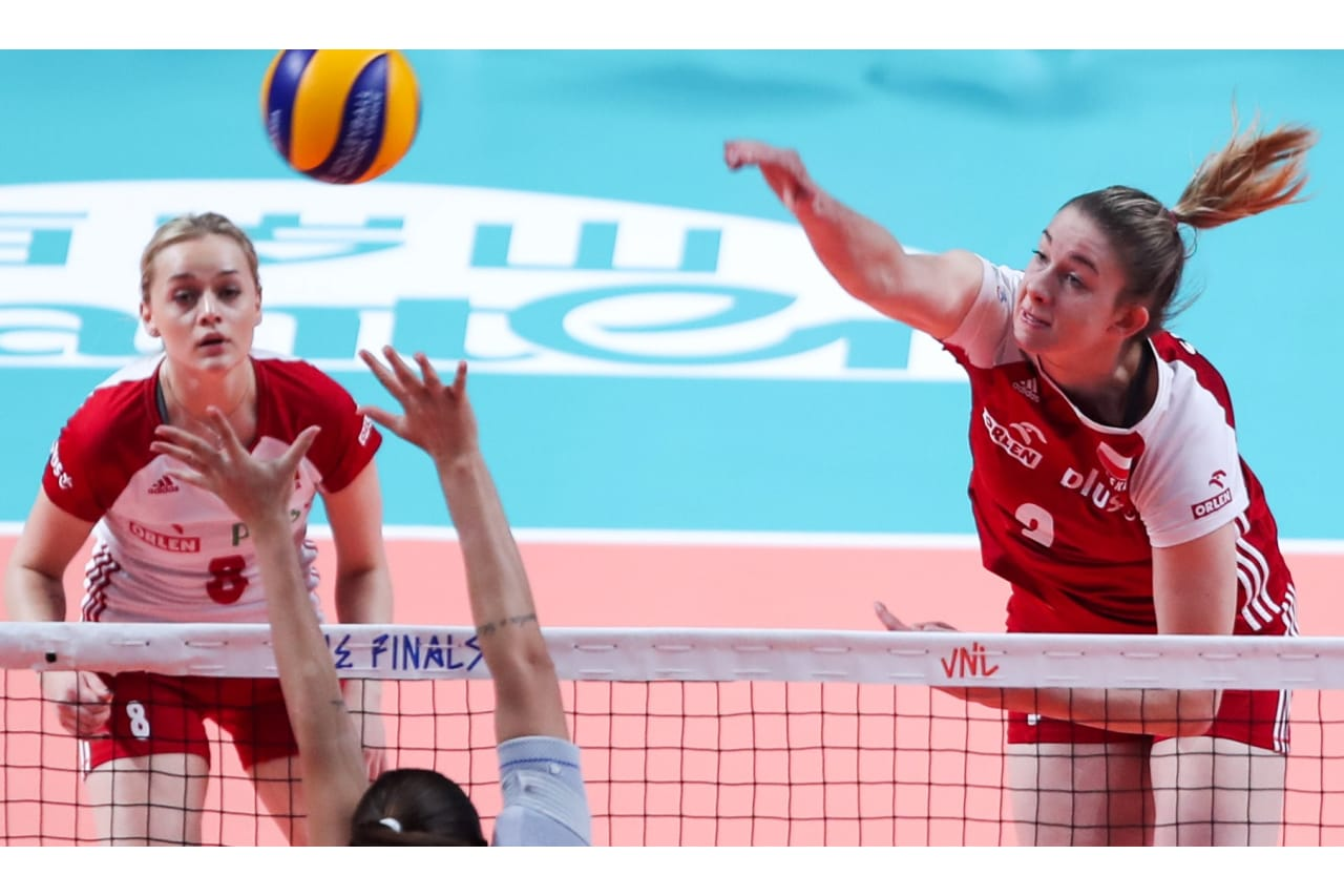 Magdalena Stysiak (Poland)