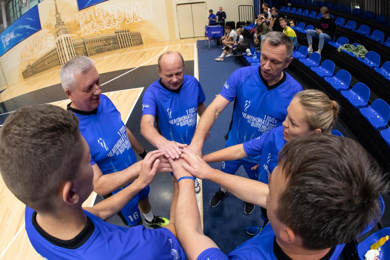 Team spirit in Yaroslavl