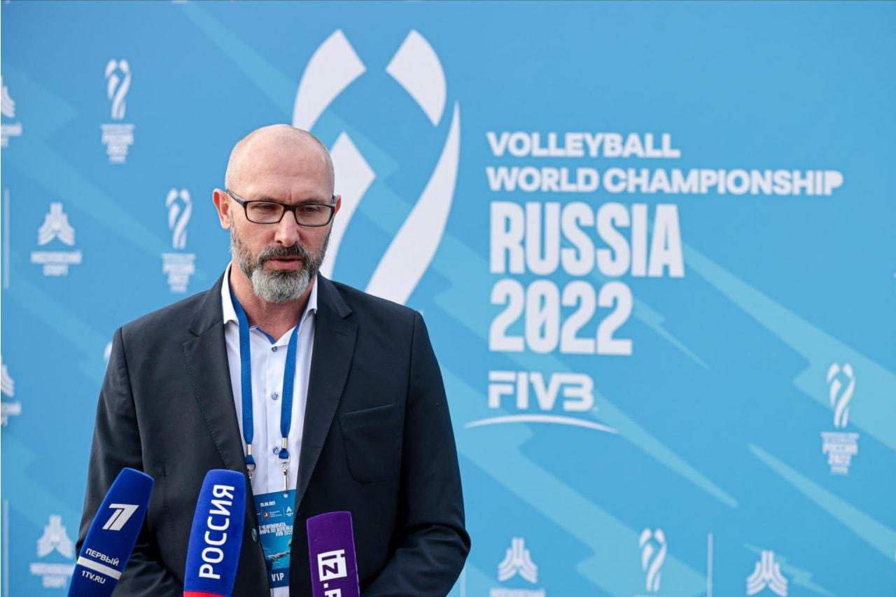 Sergey Tetyukhin talks in Moscow