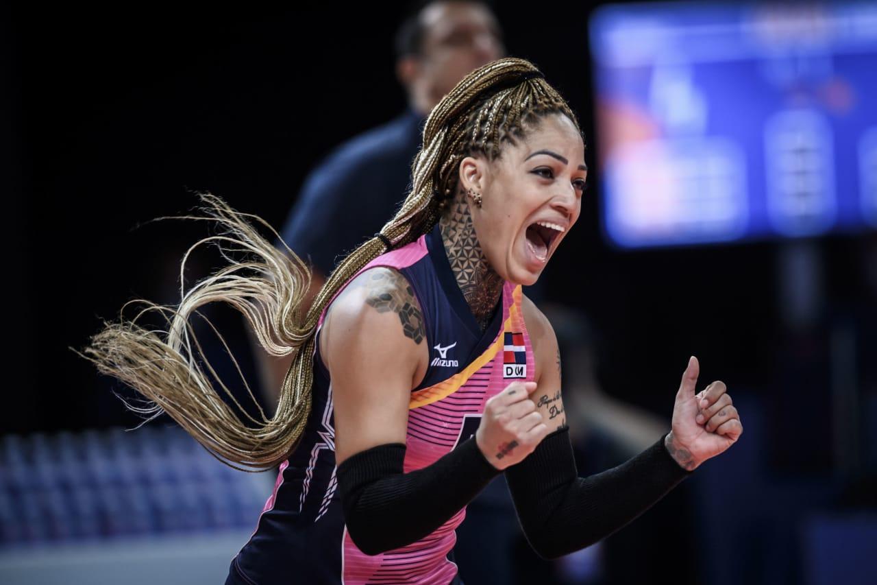 Brenda Castillo (DOM)
