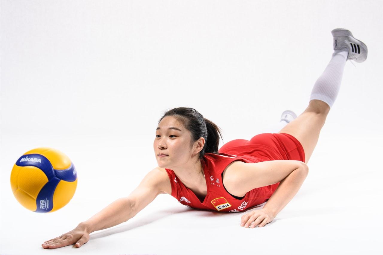 CHN - 18 - Wang Mengjie
