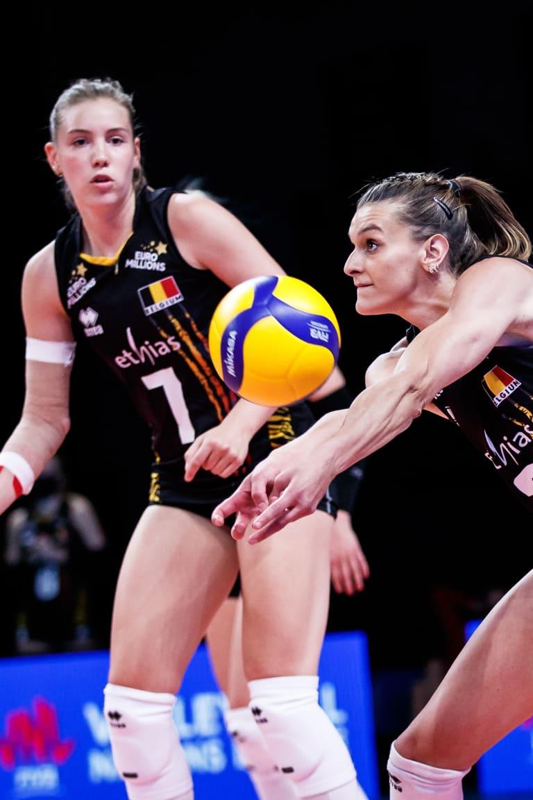 Top scorer: Britt Herbots