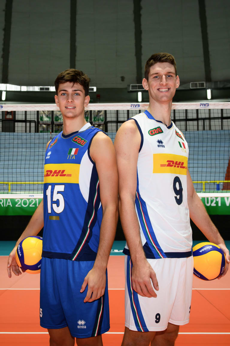 Meet Italy's U21 gold medallists, Tommaso & Tommaso
