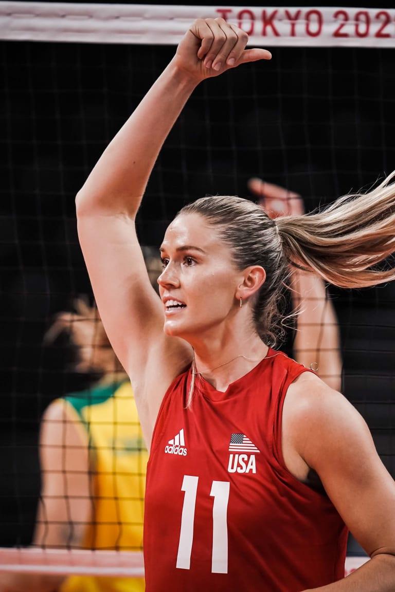 Drews shines as USA strike gold in Tokyo