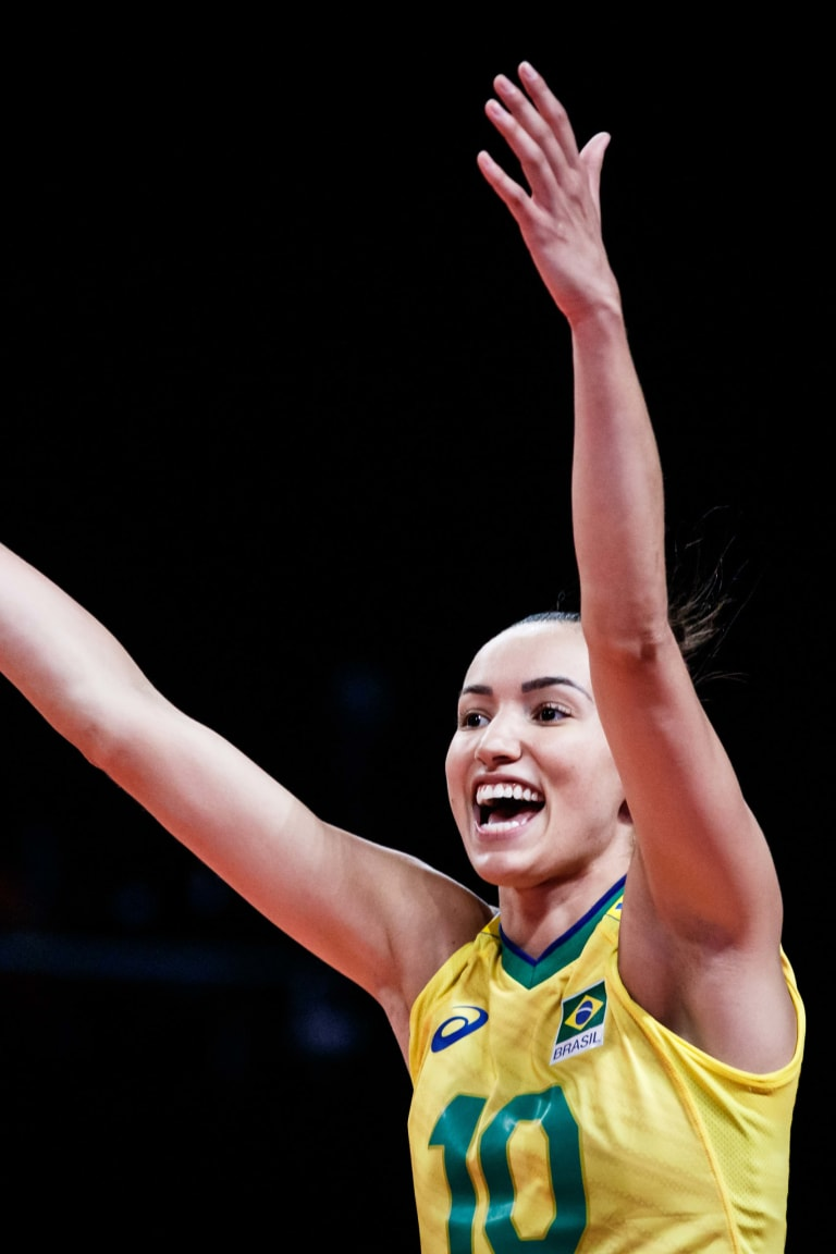 Brazil secure 22nd South American gold medal