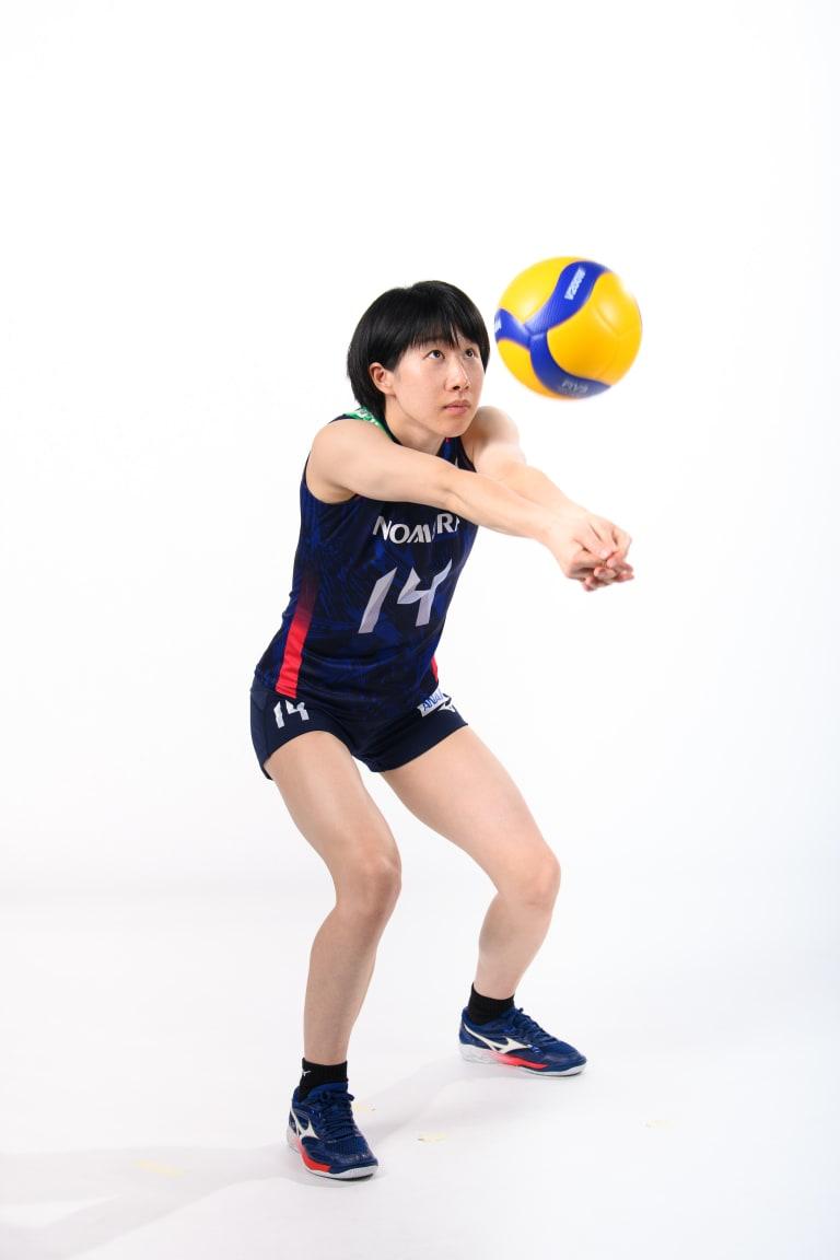 Japan Women's Team - Portrait Shots