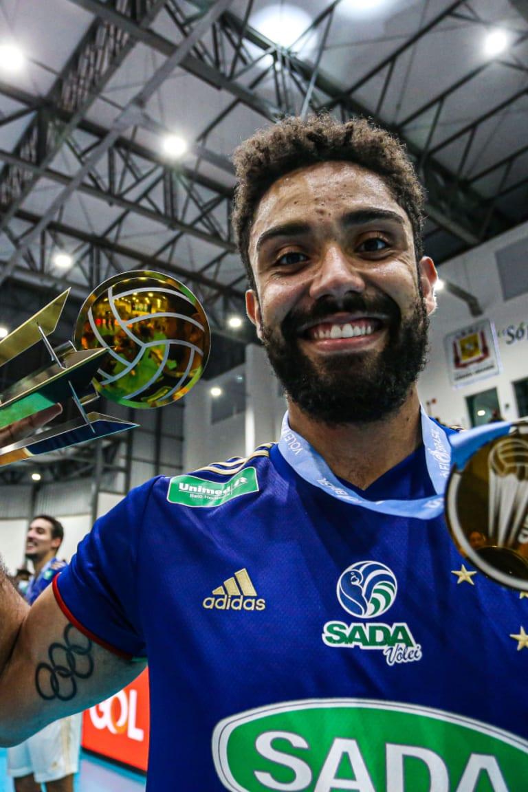 New-look Sada Cruzeiro lift fourth Supercup trophy