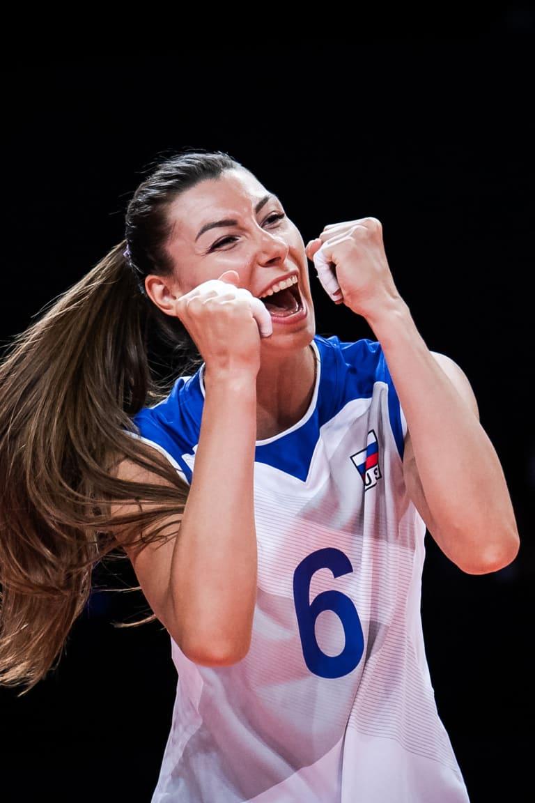 Irina Koroleva (RUS)