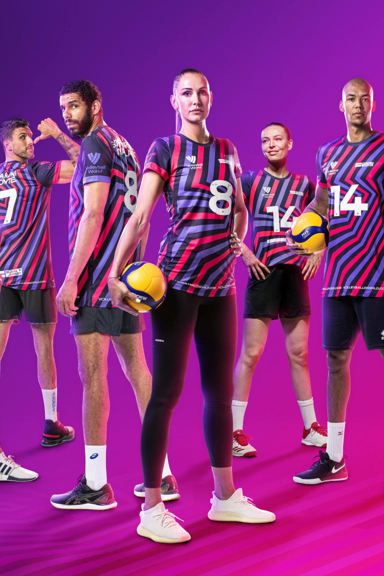 Initiative to champion gender equality: Volleyball World launches the 'Equal Jersey'