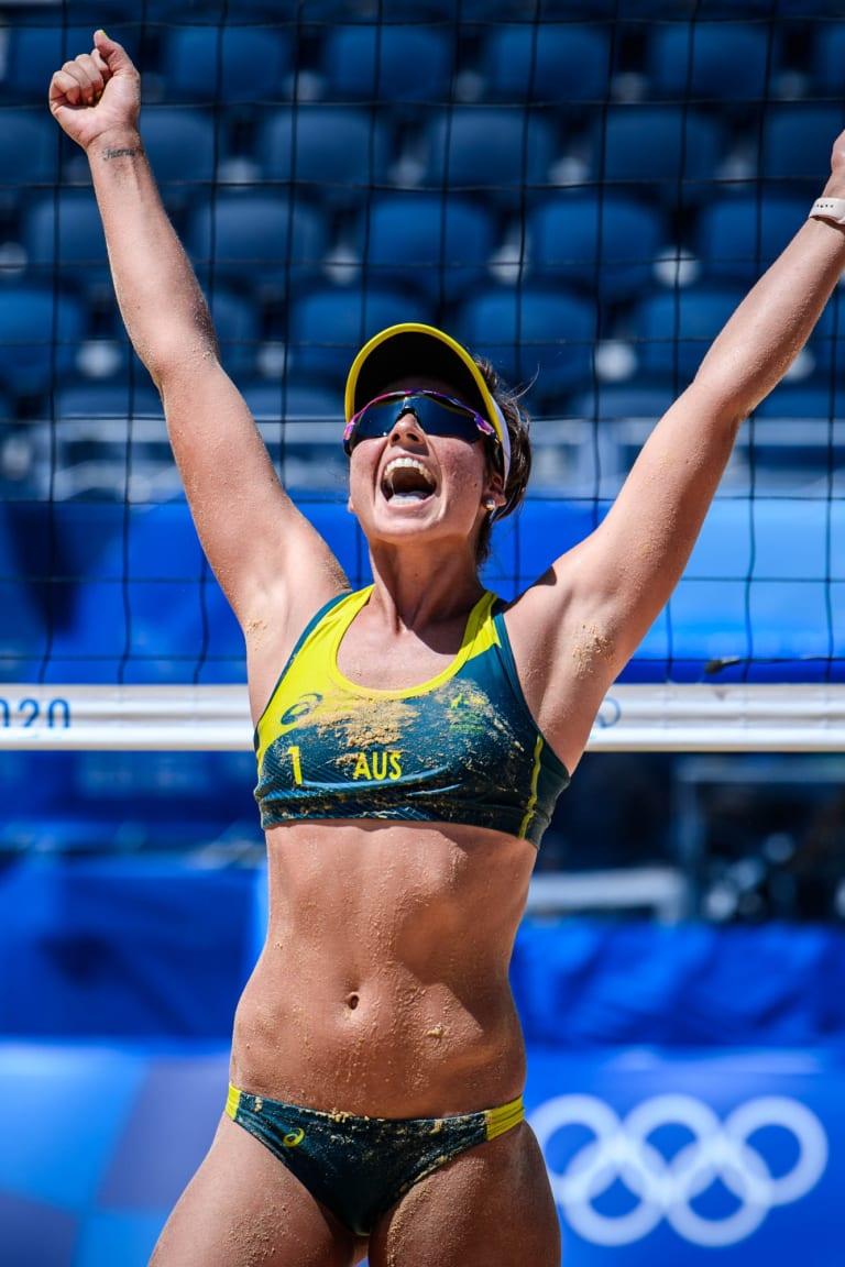 Australia against USA for Tokyo women's gold