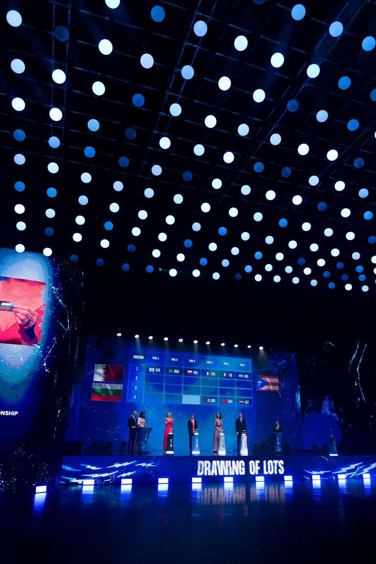 Жеребьёвка Чемпионата мира: шоу, спорт, искусство!