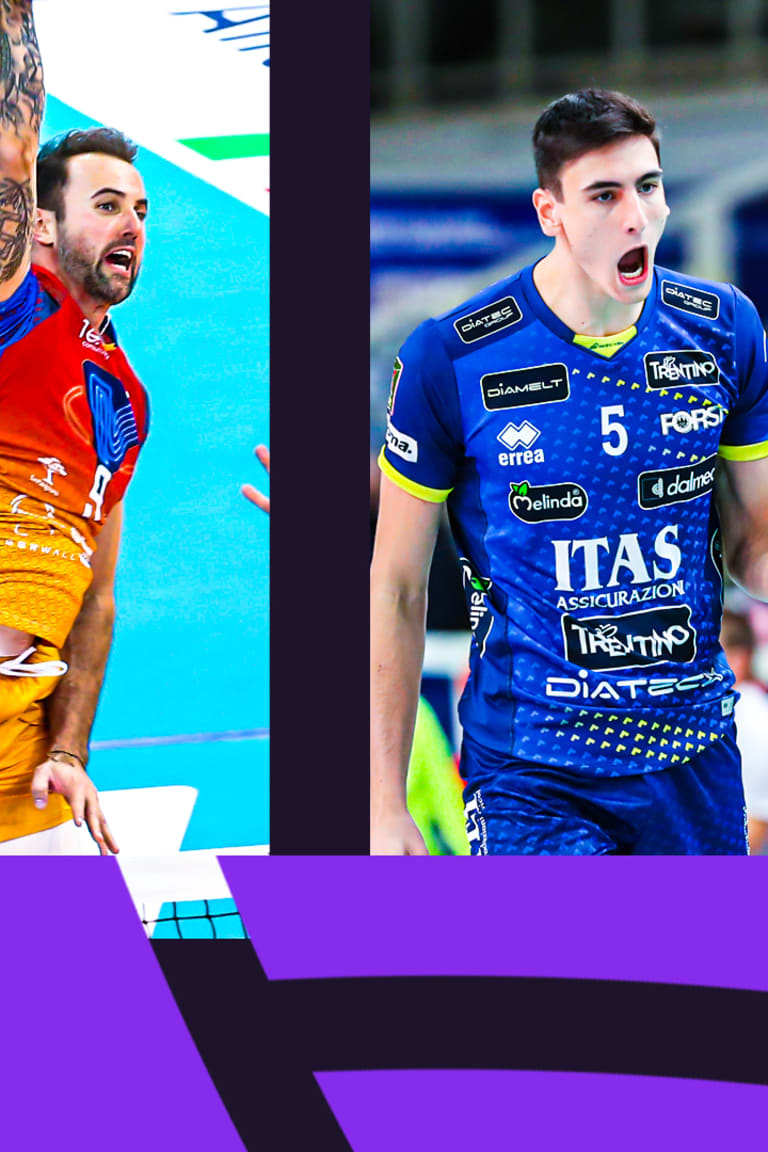 Watch Italian Men's Supercup LIVE! Join us on Volleyball World TV this weekend