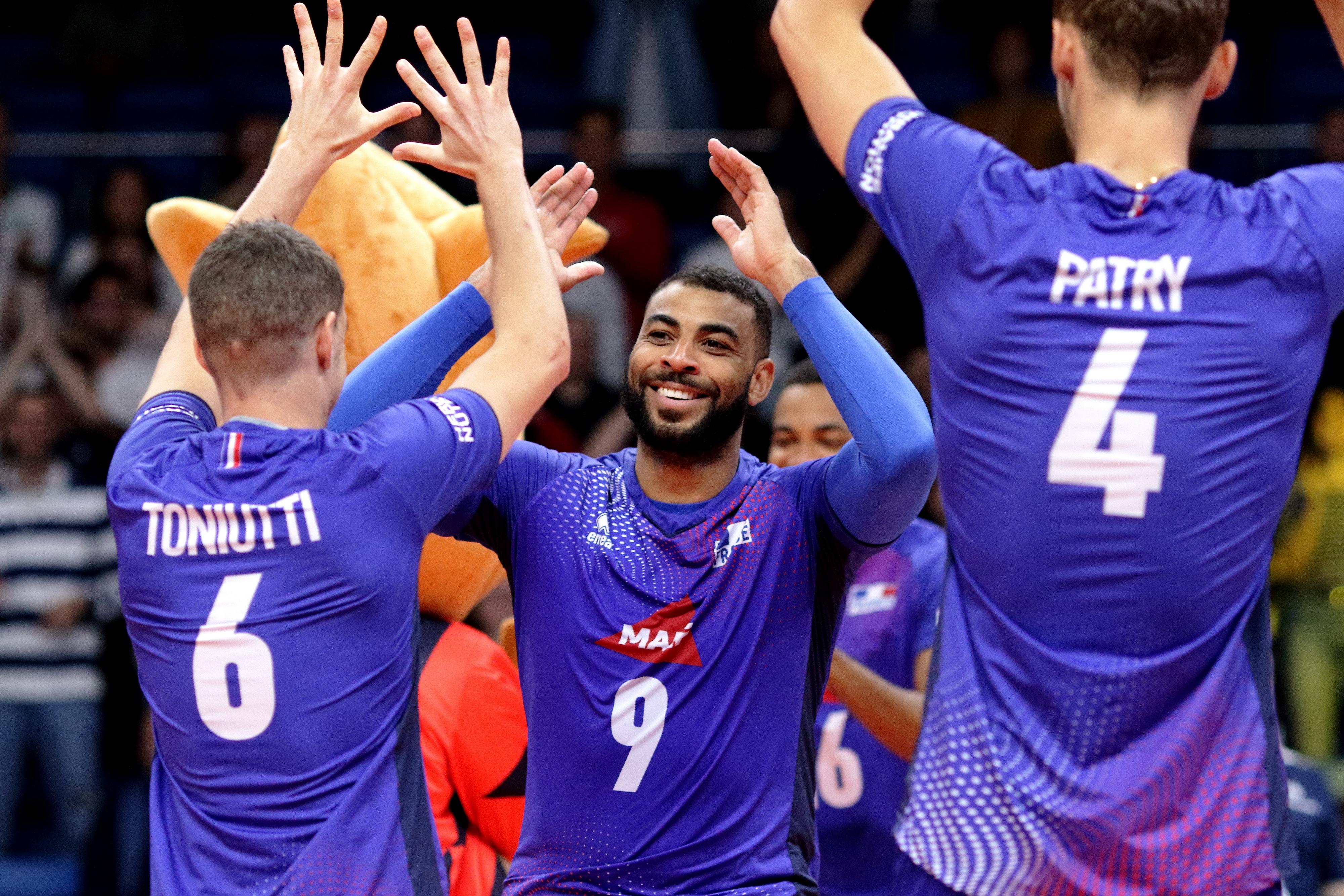 Earvin Ngapeth: I feel good   volleyballworld.com